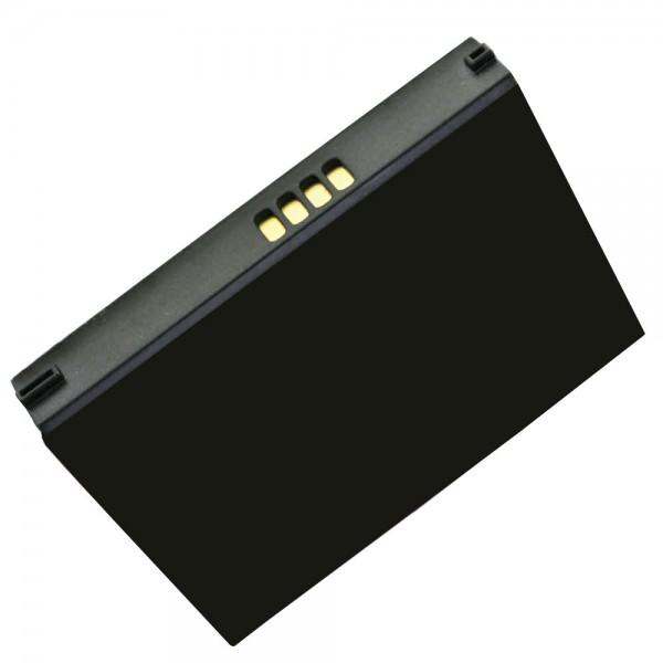 AccuCell Akku passend für Asus MyPal A632, SBP-03, A632N, A636