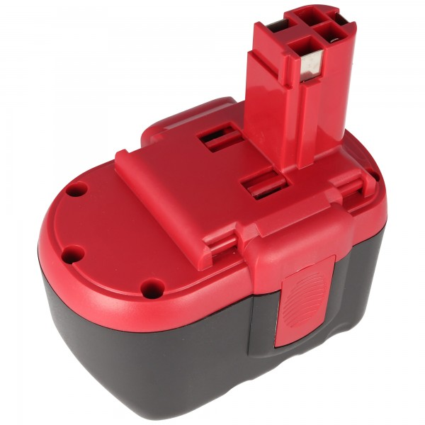 Akku passend für Bosch GSR 24VE-2, GBH 24V, 2607335280, NiMH 1,4Ah