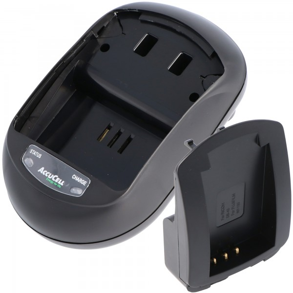 AccuCell Ladegerät passend für Kyocera BP-1500S, BP-1500