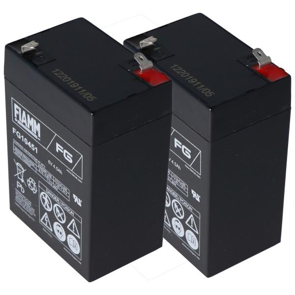 Akku passend für APC RBC1 Akku, APC Back-UPS, Modell BK200BI