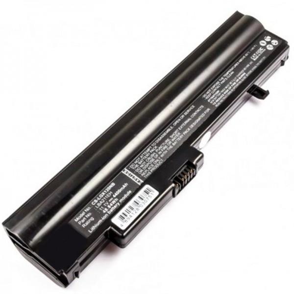 LG X120 Akku X130 als LB3211EE Nachbau Akku von AccuCell 11,1 Volt 4400mAh