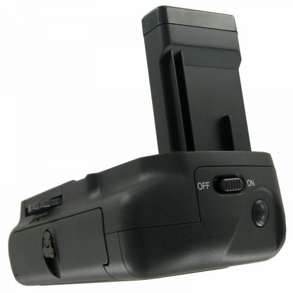 Batteriegriff passend für die Nikon D3100, D3200, Betrieb mit 2 EN-EL14 Akkus