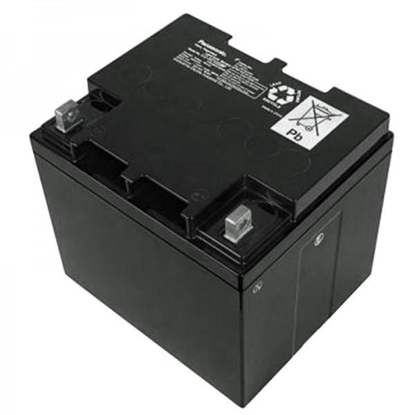 Panasonic LC-XC1238P Akku Zyklen-Akku 12 Volt 38Ah