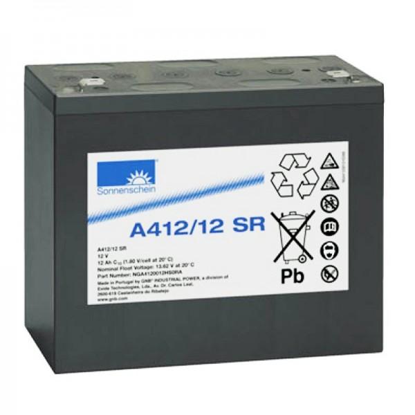 Sonnenschein Dryfit A412/12SR Blei Akku PB 12Volt 12Ah