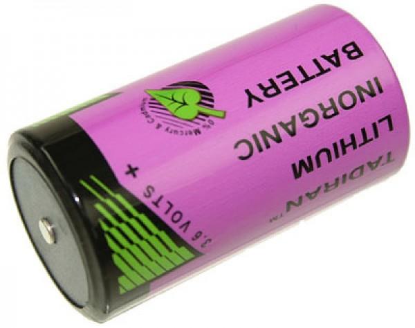 Tadiran SL-2780/S Lithium Batterie 3,6 Volt 19000mAh Bauform D