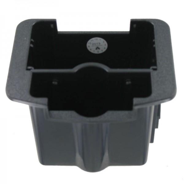 Ladeschale passend für Akku Motorola P60, SP50+, SP21, SP10, RADIUS HT10, SP50, P50 LOW POWER, CP50, HNN9018AR, HNN9044A, HT10,