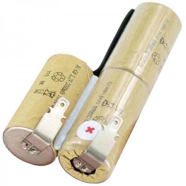 Akku passend für den Bosch AGS 8 Akku, AGS 8-ST, AGS 50, 3,6 Volt, 2000mAh