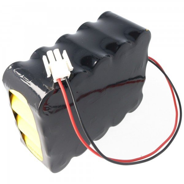 AkkuPack passend für FELCOtronic 82/101, 82/82A NiCd Akkupack 24 Volt 5000mAh