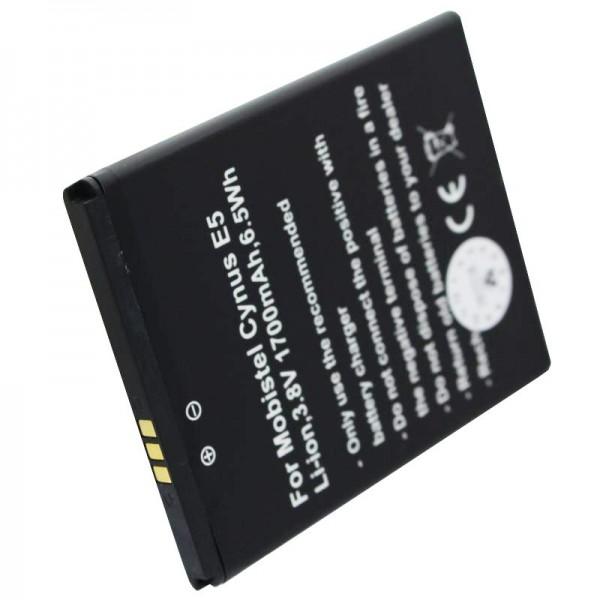 Akku passend für den Mobistel Cynus E5 Akku Cynus E5 4G E500615050011476