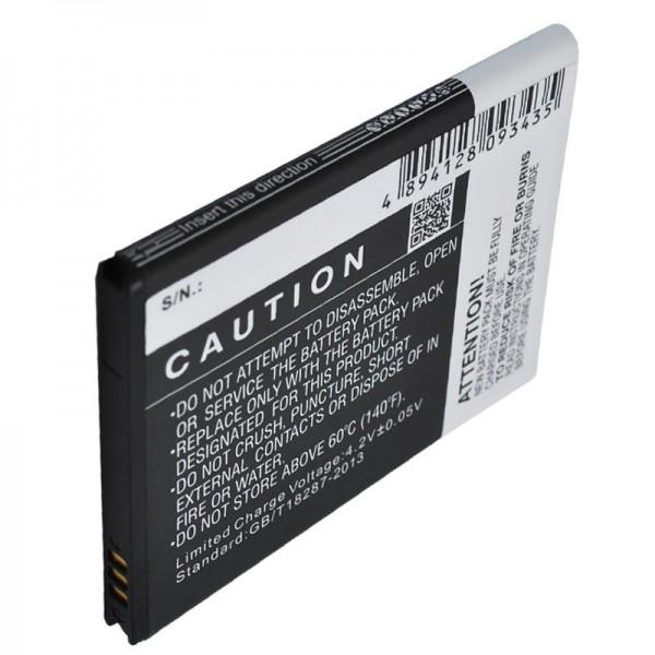 Akku passend für SAMSUNG Aegis, BBM65TK, Galaxy Metrix 4G, SCH-i405, SCHI405LKV, SCH-i405U, Stratosphere 4G, Stratosphere i405