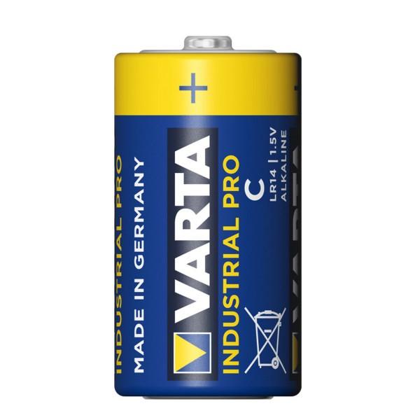 Varta 4014 Industrial Pro Baby Batterie 1,5 Volt Batterie Varta 04014211111