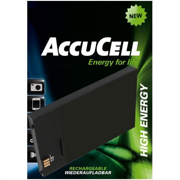 Doro Easy5, Easy5V Nachbau Akku von AccuCell passend für E383451