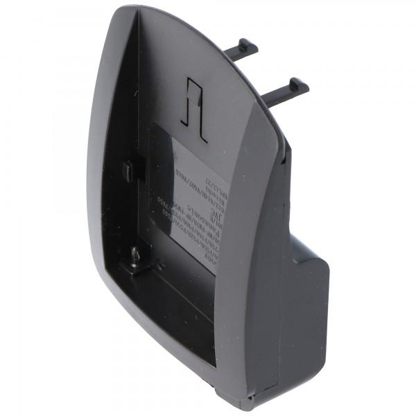 AccuCell Ladeschale passend für den Hitachi Akku VM-BPL13, VM-BPL27 …