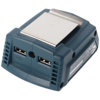 Bosch GAA 18V-24 2fach USB Adapter für die blauen Bosch professional