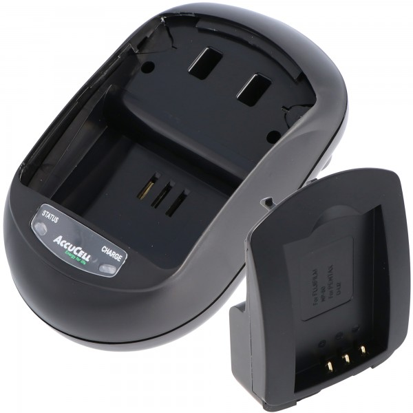 AccuCell Schnell-Ladegerät passend für MEDION EE-Pack-330