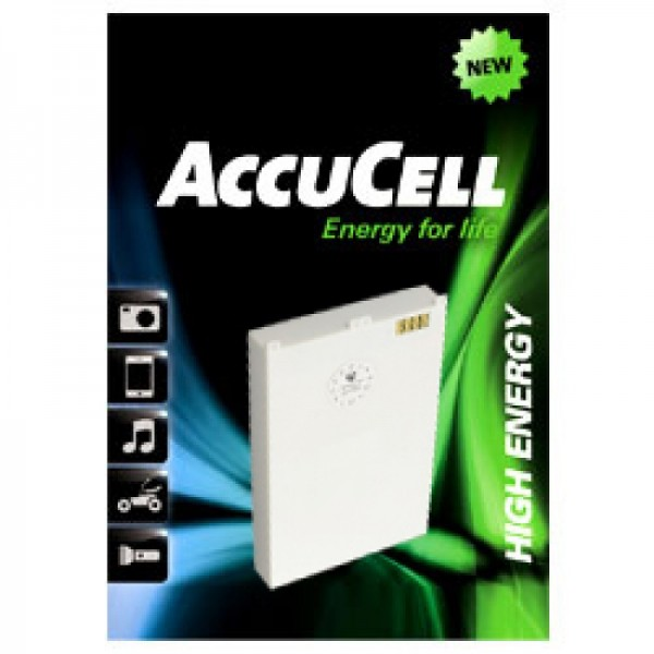 AccuCell Akku passend für Fujitsu-Siemens Pocket Loox T810
