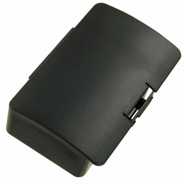 AccuCell Akku passend für Garmin GPSMAP 276c Akku 2200mAh
