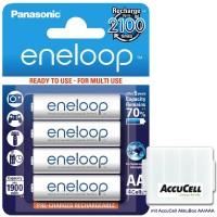 Panasonic eneloop Standard BK-3MCC Mignon AA, der Nachfolger der Sanyo Eneloop HR-3UTGB