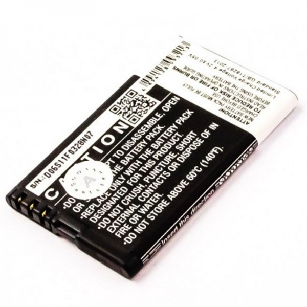 Akku passend für den Handy Akku Doro Primo 305 Akku RCB305