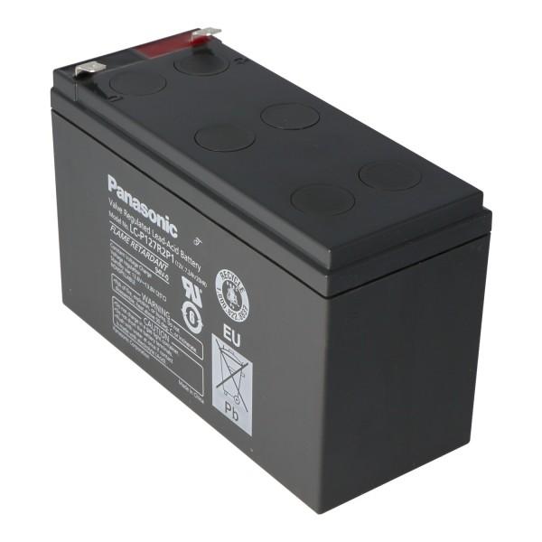Panasonic LC-P127R2P1 PB Akku 12 Volt 7,2Ah VDS G193046