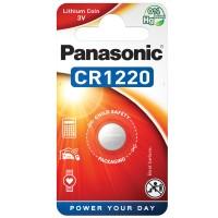 Panasonic CR1220 Lithium Power Knopfzelle CR1220EL/1B