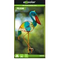 LED-Pelikan bunte Version mit einer weissen LED bis zu 8 Stunden Leuchtdauer