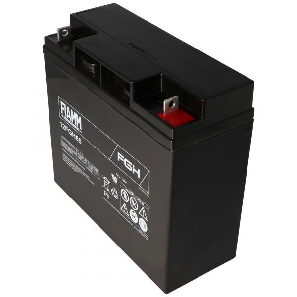 Fiamm FGH21803 Akku Blei PB 12Volt 18Ah z.B. BMW Starterbatterie 12FGH65