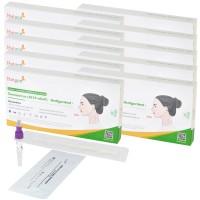 10 MedRhein TN12 Hotgen COVID-19 Laientest (Nasal) mit BfArM-Sonderzulassung, Coronavirus (SARS-Cov-2) Antigen Schnelltest, kein PCR