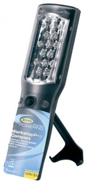 Kompakte LED Inspektionslampe mit Multi-Positionierung, kabellos