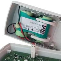 Speicherbatterie 3V ersetzt Pansonic 2xCR 2/3AG, 86238 502 512 - 3000 mAh