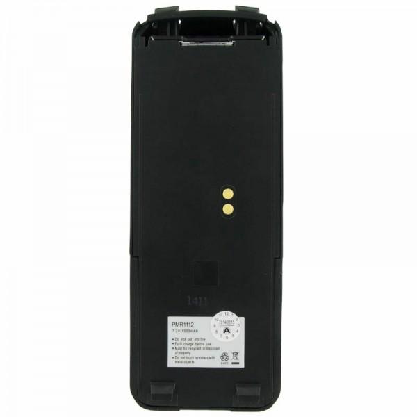 AccuCell Akku passend für Bosch PR 11, AKK1112L, 1500mAh