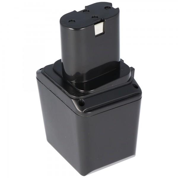AccuCell Akku passend für Bosch GBM 12VE, GSB, GSR 12VE 1,5Ah