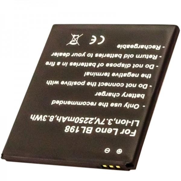 Akku passend für den LENOVO BL198 Akku 5B19A4682G, A850, K860, K860i, S880, S880i, S890